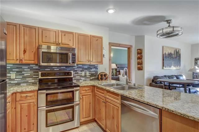 135 Dercum Drive #8573, Keystone, CO 80435 (MLS #S1015379) :: Dwell Summit Real Estate