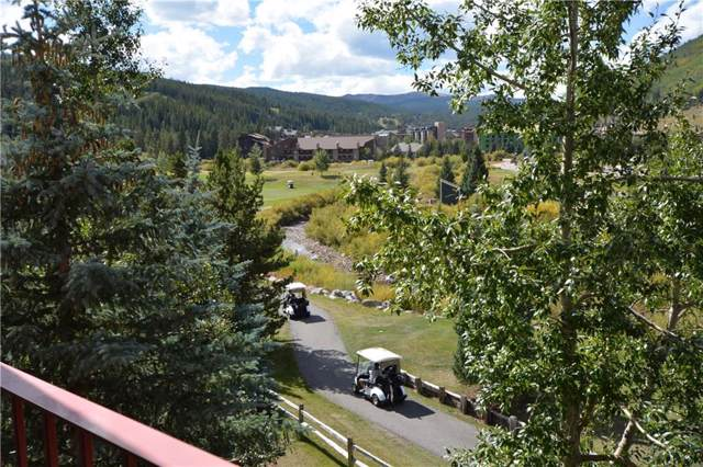 35 Wheeler Place #311, Copper Mountain, CO 80443 (MLS #S1015452) :: eXp Realty LLC - Resort eXperts