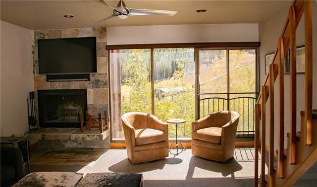 104 Wheeler Place 408/408C, Copper Mountain, CO 80443 (MLS #S1015530) :: Dwell Summit Real Estate