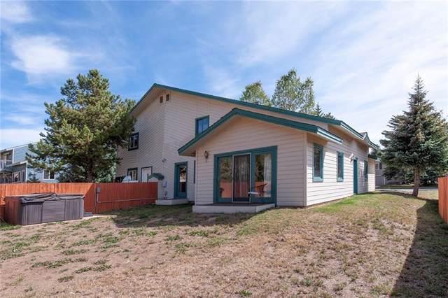 165A Straight Creek Drive, Dillon, CO 80435 (MLS #S1015537) :: Colorado Real Estate Summit County, LLC