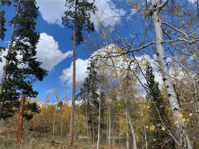 1650 Falcon Circle, Silverthorne, CO 80498 (MLS #S1015558) :: Colorado Real Estate Summit County, LLC