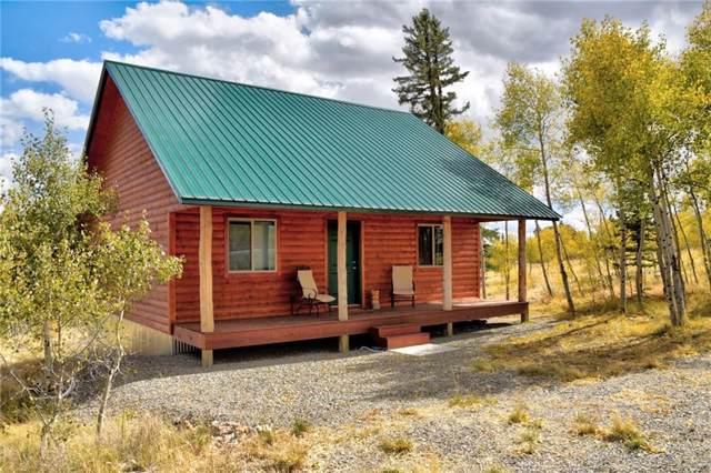 428 Kiowa Street, Como, CO 80432 (MLS #S1015561) :: Colorado Real Estate Summit County, LLC