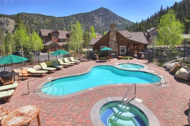 30 Wolf Rock Road, Keystone, CO 80435 (MLS #S1015703) :: Colorado Real Estate Summit County, LLC