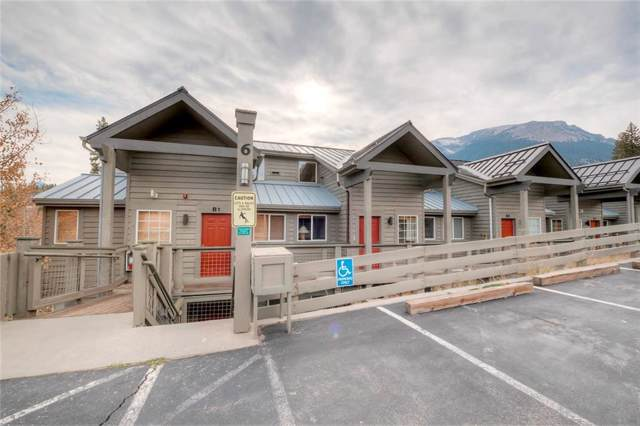 91599 Ryan Gulch Road B2, Silverthorne, CO 80498 (MLS #S1015755) :: Resort Real Estate Experts