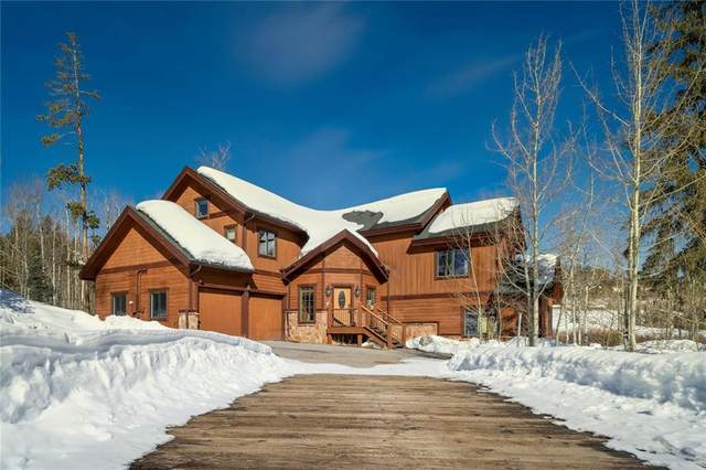 734 Wild Rose Road, Silverthorne, CO 80498 (MLS #S1015767) :: Colorado Real Estate Summit County, LLC