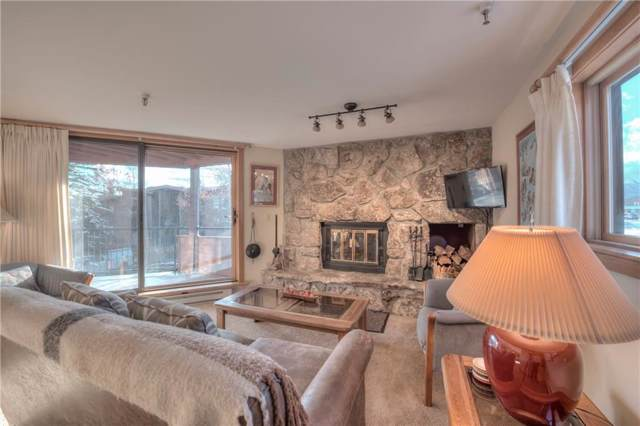 180 E La Bonte Street E #411, Dillon, CO 80435 (MLS #S1015803) :: Colorado Real Estate Summit County, LLC