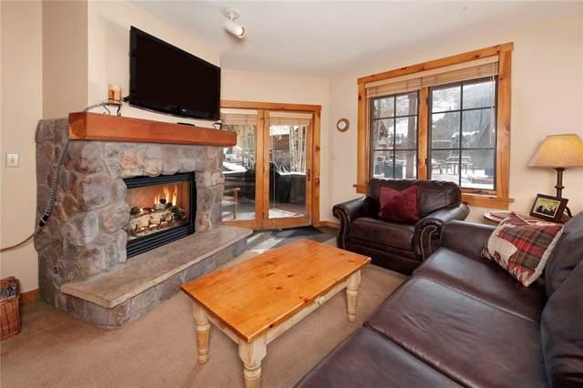 150 Dercum Square #8451, Keystone, CO 80435 (MLS #S1015808) :: Colorado Real Estate Summit County, LLC