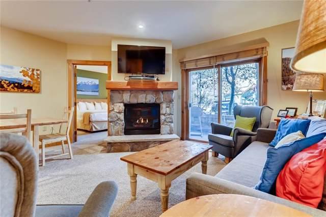 150 Dercum Square #8453, Keystone, CO 80435 (MLS #S1015839) :: Colorado Real Estate Summit County, LLC
