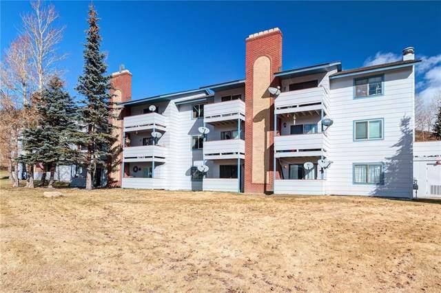 655 Straight Creek Drive #102, Dillon, CO 80435 (MLS #S1015920) :: Colorado Real Estate Summit County, LLC