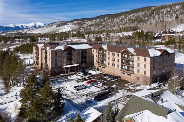 22787 Us Hwy 6 #312, Keystone, CO 80435 (MLS #S1015923) :: Colorado Real Estate Summit County, LLC