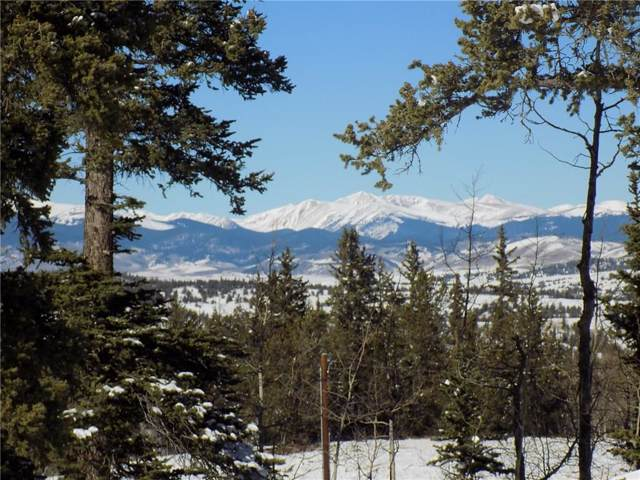 749 Quarter Horse Road, Jefferson, CO 80456 (MLS #S1015953) :: Colorado Real Estate Summit County, LLC