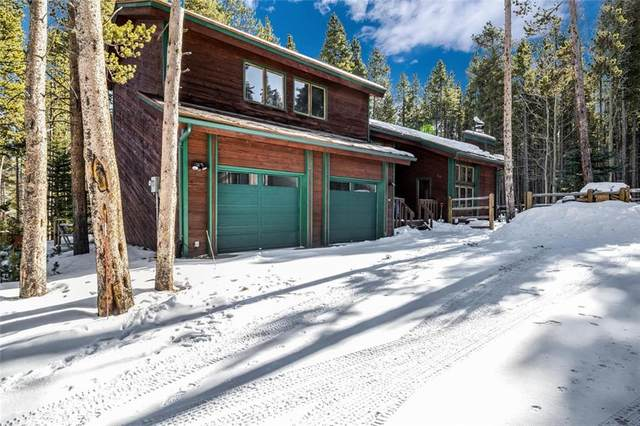 30 White Cloud Drive, Breckenridge, CO 80424 (MLS #S1016000) :: eXp Realty LLC - Resort eXperts