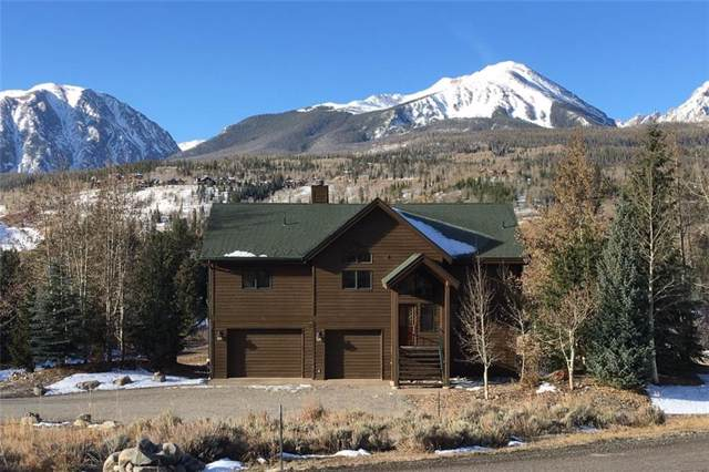 85 Sage Hill Drive, Silverthorne, CO 80498 (MLS #S1016001) :: eXp Realty LLC - Resort eXperts