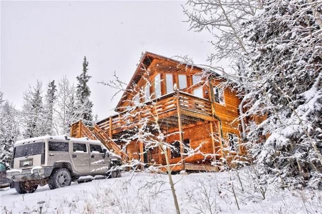 292 Mustang Trail, Como, CO 80432 (MLS #S1017010) :: Colorado Real Estate Summit County, LLC