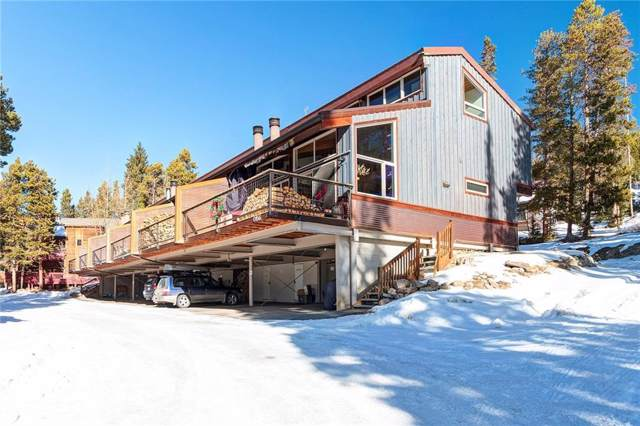 166 S Fuller Placer Road S #10, Breckenridge, CO 80424 (MLS #S1017024) :: Colorado Real Estate Summit County, LLC