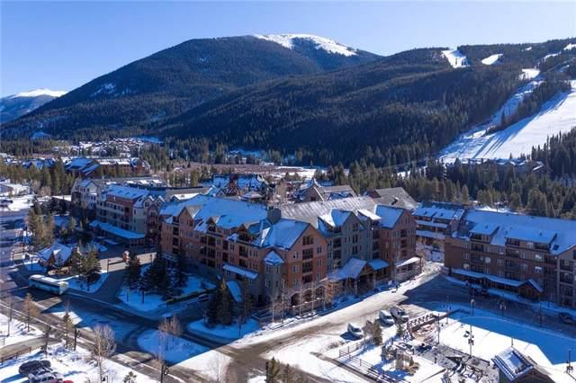 100 Dercum Square #8350, Keystone, CO 80435 (MLS #S1017025) :: Colorado Real Estate Summit County, LLC