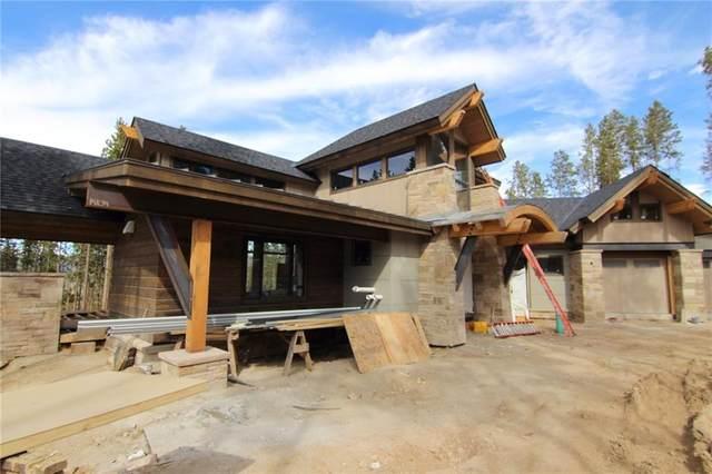 485 Golden Age, Breckenridge, CO 80424 (MLS #S1017191) :: Colorado Real Estate Summit County, LLC