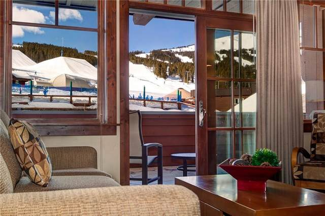 1521 Ski Hill Road #8201, Breckenridge, CO 80424 (MLS #S1017209) :: Mountain Habitat, LLC