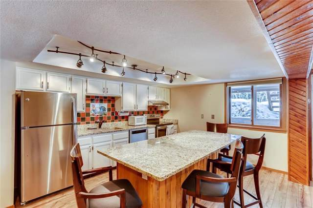 160 Creekside Drive #8, Frisco, CO 80443 (MLS #S1017233) :: Colorado Real Estate Summit County, LLC