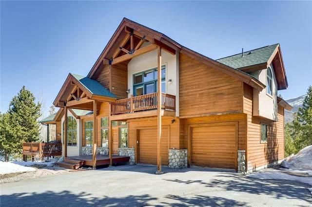 1746 Red Hawk Road, Silverthorne, CO 80498 (MLS #S1017245) :: Colorado Real Estate Summit County, LLC