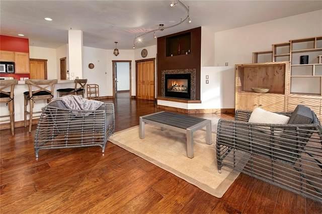 400 E Main Street E #201, Frisco, CO 80443 (MLS #S1017309) :: Colorado Real Estate Summit County, LLC
