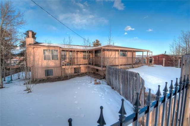 780 Bogue Street, Fairplay, CO 80440 (MLS #S1017315) :: eXp Realty LLC - Resort eXperts