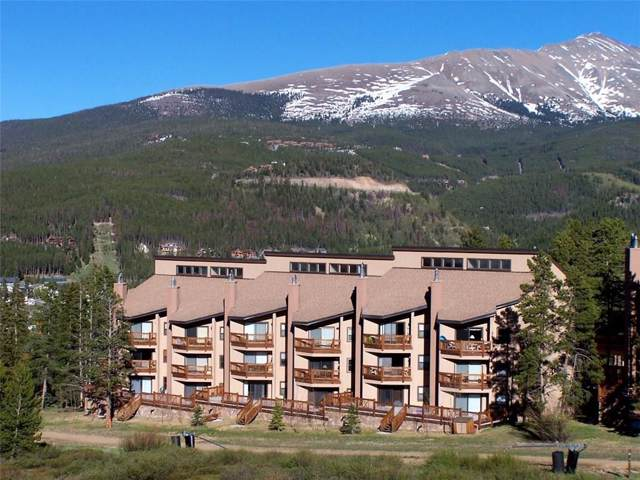 800 Four Oclock Road B1a, Breckenridge, CO 80424 (MLS #S1017334) :: Dwell Summit Real Estate