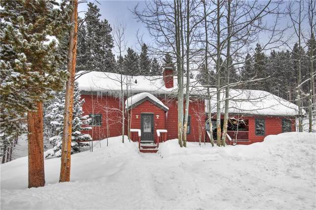 140 Monte Cristo Drive, Breckenridge, CO 80424 (MLS #S1017378) :: Dwell Summit Real Estate