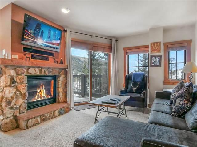 135 Dercum Drive #8577, Keystone, CO 80435 (MLS #S1017420) :: Dwell Summit Real Estate