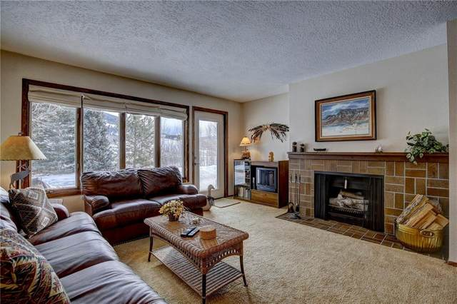 240 E La Bonte Street E #55, Dillon, CO 80435 (MLS #S1017432) :: Dwell Summit Real Estate