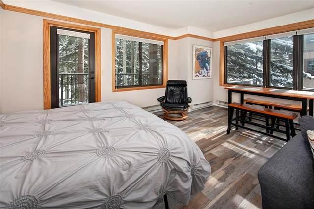 1211 W Keystone Road W #2730, Keystone, CO 80435 (MLS #S1017433) :: Dwell Summit Real Estate