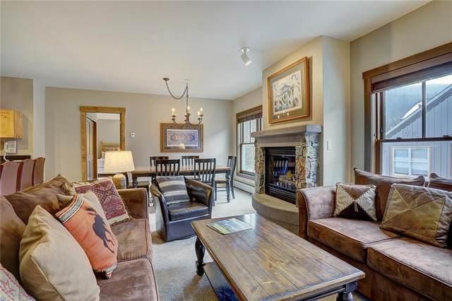 195 River Run Road #8001, Keystone, CO 80435 (MLS #S1017437) :: Colorado Real Estate Summit County, LLC