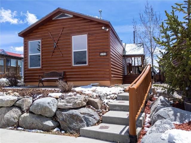 521 E 12th Street, Leadville, CO 80461 (MLS #S1017443) :: Dwell Summit Real Estate