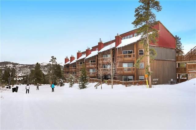800 Four Oclock Road B3c, Breckenridge, CO 80424 (MLS #S1017447) :: Colorado Real Estate Summit County, LLC