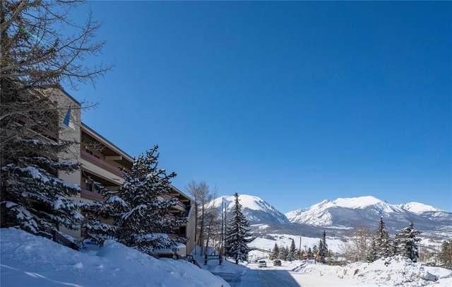 317 W La Bonte Street #202, Dillon, CO 80435 (MLS #S1017467) :: Dwell Summit Real Estate
