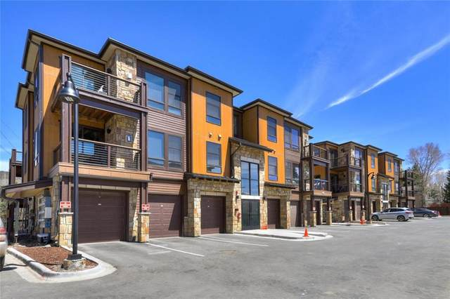 1060 Blue River Parkway 1-302, Silverthorne, CO 80498 (MLS #S1017501) :: Colorado Real Estate Summit County, LLC
