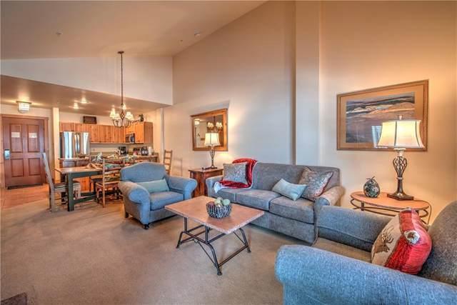 0135 Dercum Drive #8638, Keystone, CO 80435 (MLS #S1017531) :: Colorado Real Estate Summit County, LLC