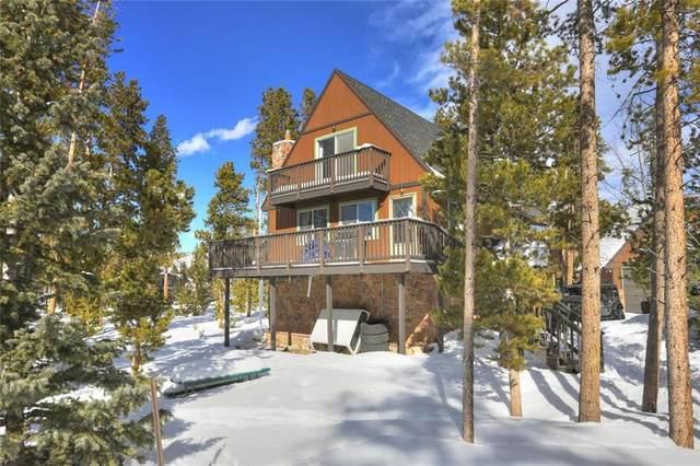 143 N Pine Street, Breckenridge, CO 80424 (MLS #S1017535) :: eXp Realty LLC - Resort eXperts