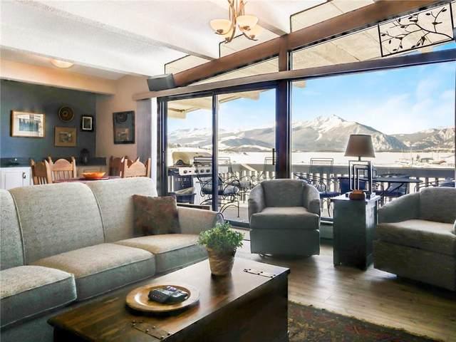 512 Tenderfoot Street #123, Dillon, CO 80435 (MLS #S1017551) :: eXp Realty LLC - Resort eXperts