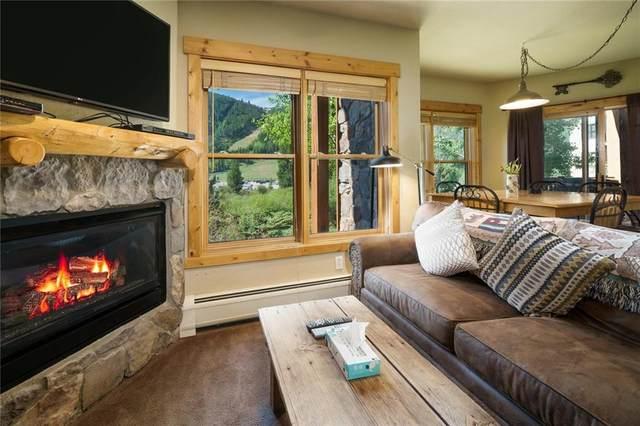 22784 Us Hwy 6 #2603, Keystone, CO 80435 (MLS #S1017668) :: Colorado Real Estate Summit County, LLC