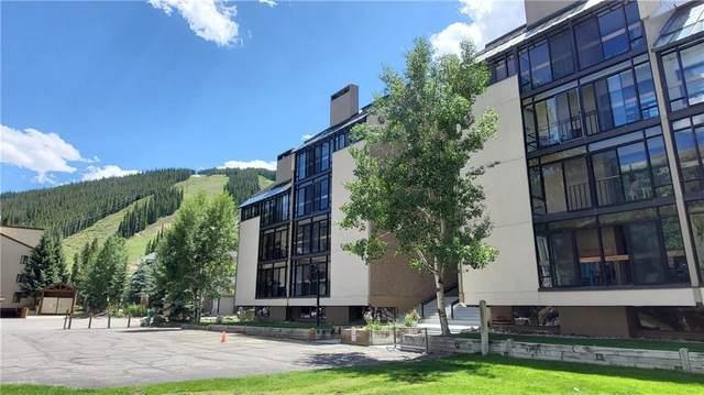 165 Wheeler Place #203, Copper Mountain, CO 80443 (MLS #S1017671) :: Colorado Real Estate Summit County, LLC
