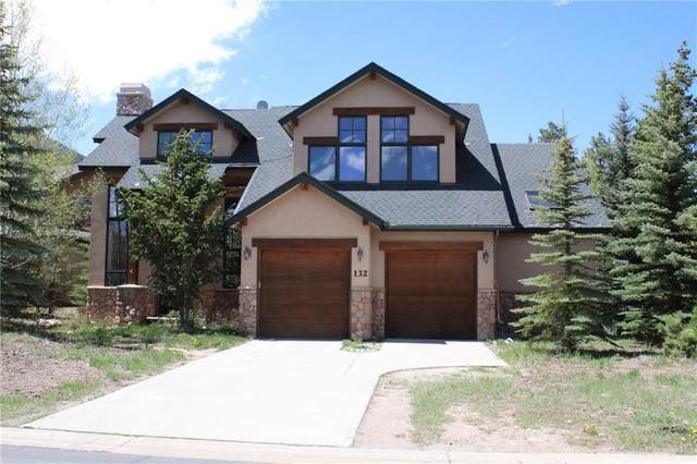 132 Rose Crown Circle, Frisco, CO 80443 (MLS #S1017730) :: Colorado Real Estate Summit County, LLC