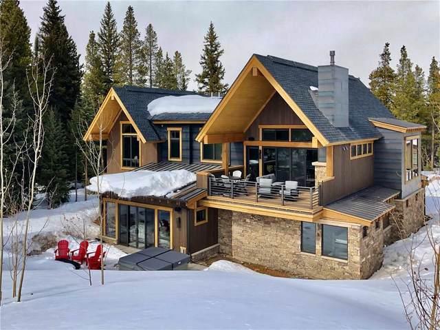 196 Cucumber Creek Road, Breckenridge, CO 80424 (MLS #S1017784) :: Dwell Summit Real Estate