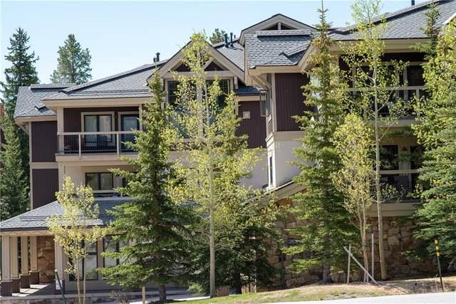 655 Four Oclock Road #104, Breckenridge, CO 80424 (MLS #S1017786) :: Colorado Real Estate Summit County, LLC