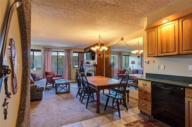 611 Village Road #421, Breckenridge, CO 80424 (MLS #S1017906) :: eXp Realty LLC - Resort eXperts