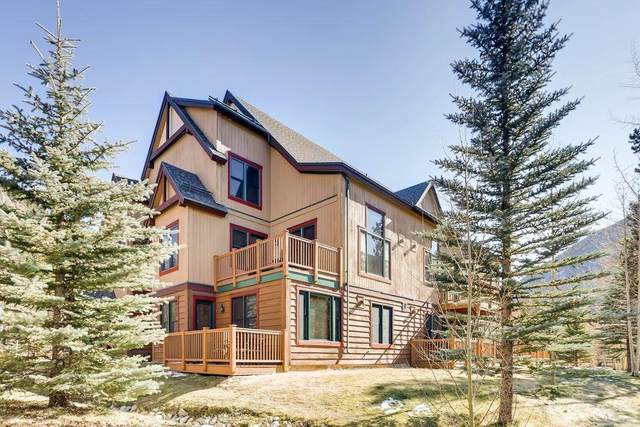 161 Hawk Circle #2336, Keystone, CO 80435 (MLS #S1017946) :: Colorado Real Estate Summit County, LLC