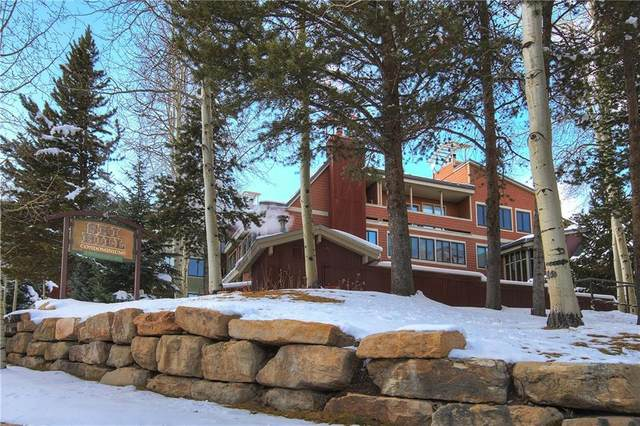 250 Ski Hill Road #36, Breckenridge, CO 80424 (MLS #S1017966) :: eXp Realty LLC - Resort eXperts