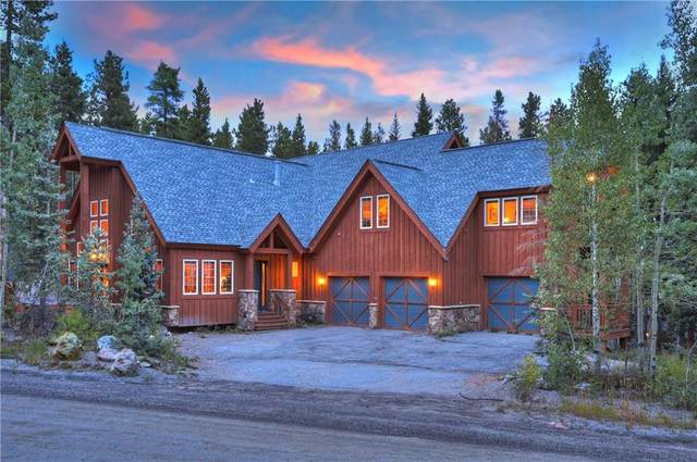 71 Sawmill Run Road, Breckenridge, CO 80424 (MLS #S1018017) :: eXp Realty LLC - Resort eXperts