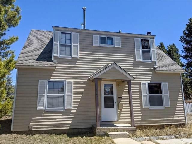 1705 Mount Wilson Drive, Leadville, CO 80461 (MLS #S1018050) :: Dwell Summit Real Estate