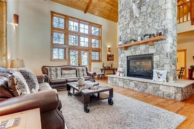 116 Victory Lane, Breckenridge, CO 80424 (MLS #S1018065) :: eXp Realty LLC - Resort eXperts